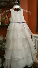 Peasant Style flower girl dress size 5