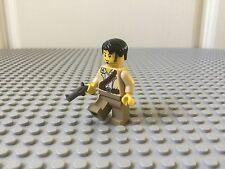 Lego Pharaoh's Quest Jake Raines Minifigure