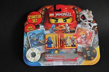 LEGO ninjago starter set 2257 neuf tbé