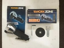 Workzone 3 inch air cut off tool New / Other Prompt Free Uk Shipping