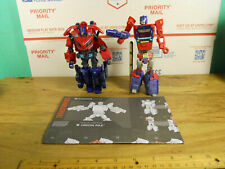 TRANSFORMERS Tribute Generations Evolution Pack OPTIMUS PRIME & ORION PAX