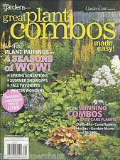 Plant Combos magazine Daffodils Seasonal containers Spring Summer Fall Winter