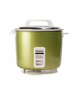 Panasonic SR-WA22H(E) 5.4-Litre Automatic Rice Cooker Apple Green Free Shipp