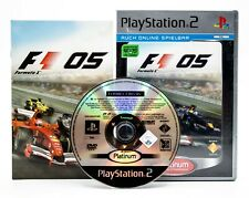 Formel Eins 05 Platinum für Sony PlayStation 2, PS2 PAL Spiel Game, HOT !!