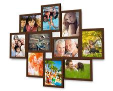 1002 Bilderrahmen Bilder 13x18 cm Galerie 3D Collage Set Foto Bild Rahmen silber
