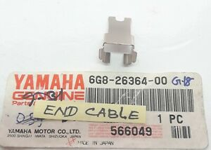 6G82636400 End Cable End Wire F9.9 20HP Yamaha Outboard Motor OBM Marine Engine