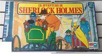 1 GIOCO SOCIETà VINTAGE BOARD GAMES ANIME/MANGA MIYAZAKI ANNI 80-SHERLOCK HOLMES
