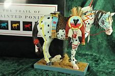 Westland Trail of the Painted Ponies War Horse #1477 First Edition in Black Box