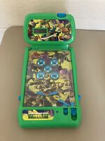 Teenage Mutant Ninja Turtles Mini Pinball Game - Tested - Works/good condition