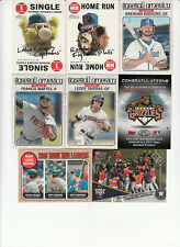 2017 Topps Now Physical YouTube TV Moment of World Series HOUSTON ASTROS #YTTV
