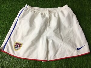 USA NATIONAL TEAM 2006/2007 FOOTBALL SHORTS THIRD NIKE ORIGINAL SIZE YOUNG XL
