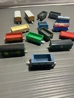 Thomas the Train and Friends Diecast Metal and plastic cars lot