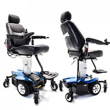 Jazzy Air Powerchair Electric Wheelchair w/ power elevating seat height
