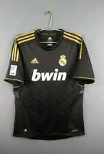 Real Madrid kit jersey medium 2010 2011 away shirt V13642 Adidas ig93