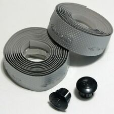 NEW Cinelli Carbo C-Ribbon Bicycle Handlebar Tape - Carbon Look Silver
