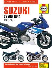 haynes suzuki forsa repair manual