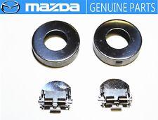 MAZDA Genuine RX-7 FD3S Aluminum Key Cylinder Hole Cap JDM OEM Door knob