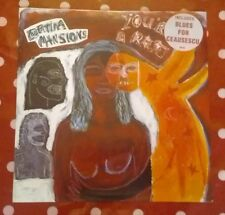 """The Fatima Mansions- You're A Rose / Blues For Ceausescu 7"""" Vinyl 1991 Original"""