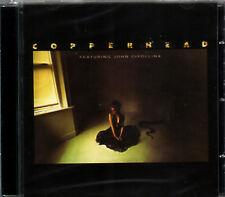 CD (NOUVEAU!). Copperhead-Same (+1/feat JOHN cippolina Roller Derby Star mkmbh