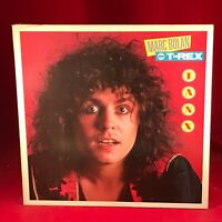 MARC BOLAN T-REX Tanx 1983 UK vinyl LP EXCELLENT CONDITION gatefold MARCL50
