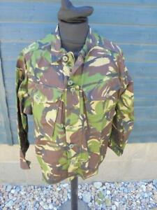 British Military Army DPM Camouflage Combat Temperate Weather Jacket/Shirt