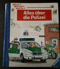 """Wieso Weshalb Warum """"Alles über die Polizei"""" von Ravensburger"""