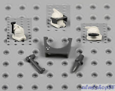 LEGO Star Wars - Dark Gray Visor Floodlight Rangefinder Antenna Helmet Minifigur