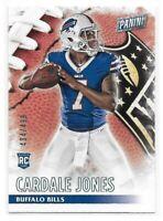 2016 Panini Black Friday Cardale Jones Rookie Card 434/499