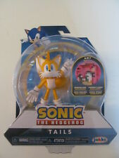 "Sonic The Hedgehog - Tails 4"" Bendable Action Figure by Jakks Pacific - Sealed"