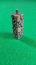 Dwarven Forge Dwarvenite Painted Game Tiles Stone Wall Post x2