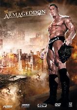 Official WWE Armageddon 2007 DVD