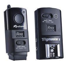 Aputure 2.4G Wireless Flash Trigger Trigmaster II MXII-N for Nikon DSLR Camera