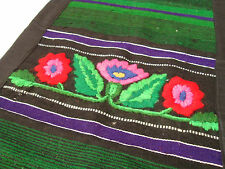 Vintage Ottoman style Balkans Ethnic Woolen Hand woven & Hand embroidered Apron