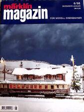 Marklin Magazine ed. DEU n°6 1998 - Tr.20