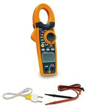 Beta Pinza amperometrica e multimetro digitale 9V Professional 1760PA/AC-DC