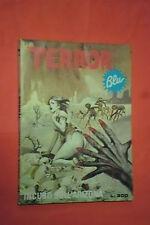 FUMETTO HORROR -TERROR-  BLU - N°4 . ANNO 1977- edizioni ediperiodici-ep.a