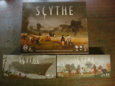 SCYTHE STRATEGY BOARD GAME + 4 EXPANSIONS