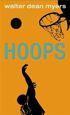 Hoops by Walter Dean Myers (1983, Paperback)