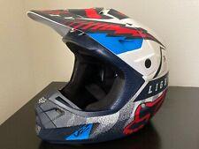 FOX V2 Motocross Helmet Size SM 55-56