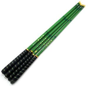 Telescopic Fishing Rod Stream Carbon Fiber Hand Pole Ultralight Carp Fishing Rod