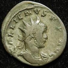 Gallienus BI antoninianus VICT GERMANICA, Cologne 257-258AD, RIC 44, Cunetio 724