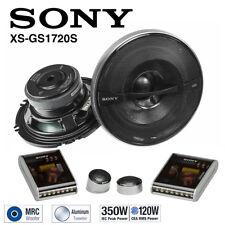 Sony XSGS1720S Component Speaker Bi-Ampable 2-Way