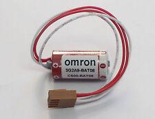 3G2A9-BAT08 (C500-BAT08) PLC Battery For OMRON CQM1 / C60P C2000H C500 C20 NEW