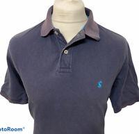 Joules xl blue polo shirt short sleeved mens