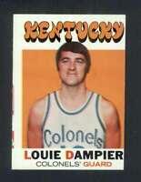 1971-72 Topps #224 Louie Dampier EXMT+ RC Rookie 127648