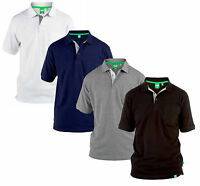 D555 DUKE BIG KINGSIZE MENS POLO SHIRT BIG SIZE SHORT SLEEVE COTTON 1XL-8XL