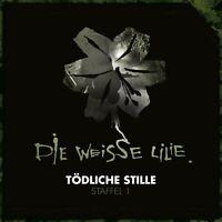 DIE WEISSE LILIE - TÖDLICHE STILLE-STAFFEL 1 (3-CD BOX)  3 CD NEW