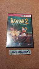 RAYMAN 2 II THE GREAT ESCAPE  / PC CD-ROM FR PAL EN BOITE
