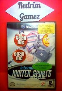 ESPN International Winter Sports 2002 GAMECUBE Video Games