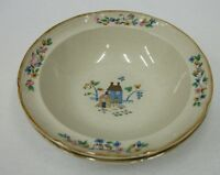 "Vintage International Stoneware Heartland Dinnerware China 9"" Serving Bowls"